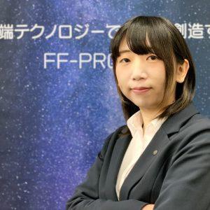 Akari Itakura  / Programmer